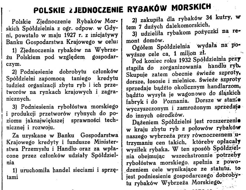 Polskie Zjednoczenie Rybaków Morskich