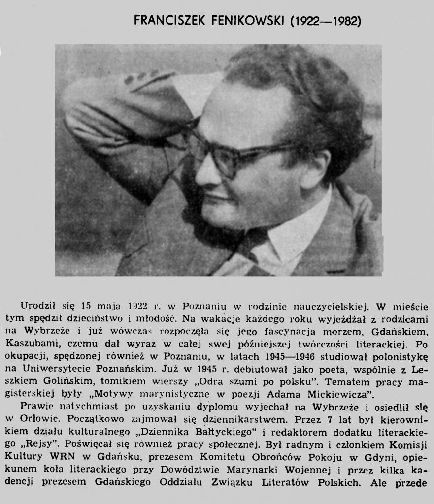 Fenikowski Franciszek