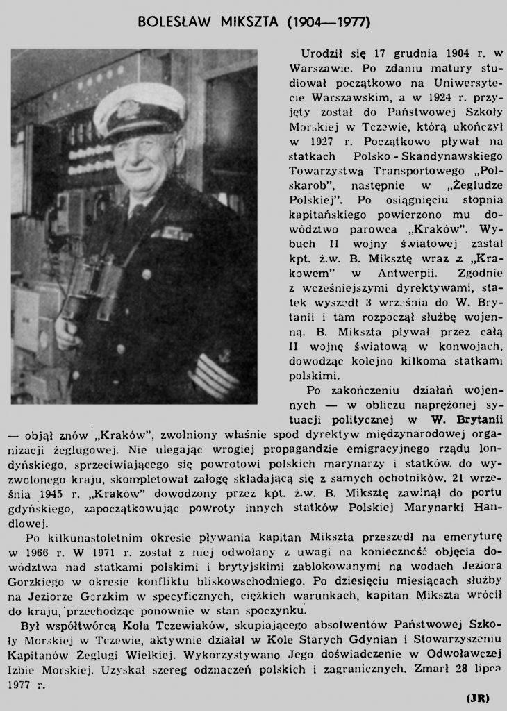 Mikszta Boleslaw