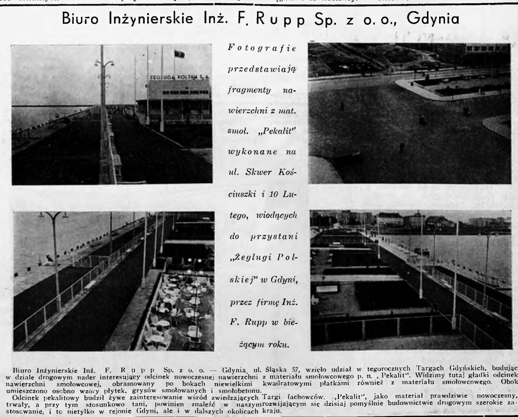 Biuro Inżynierskie Inż. F. Rupp