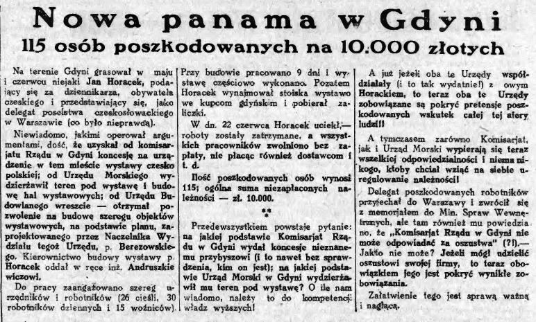 Przestępczość w Gdyni