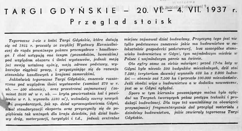Targi Gdyńskie