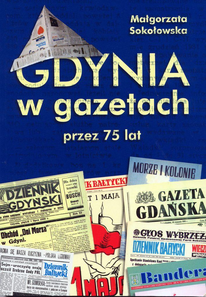 Gdynia w gazetach przez 75 lat