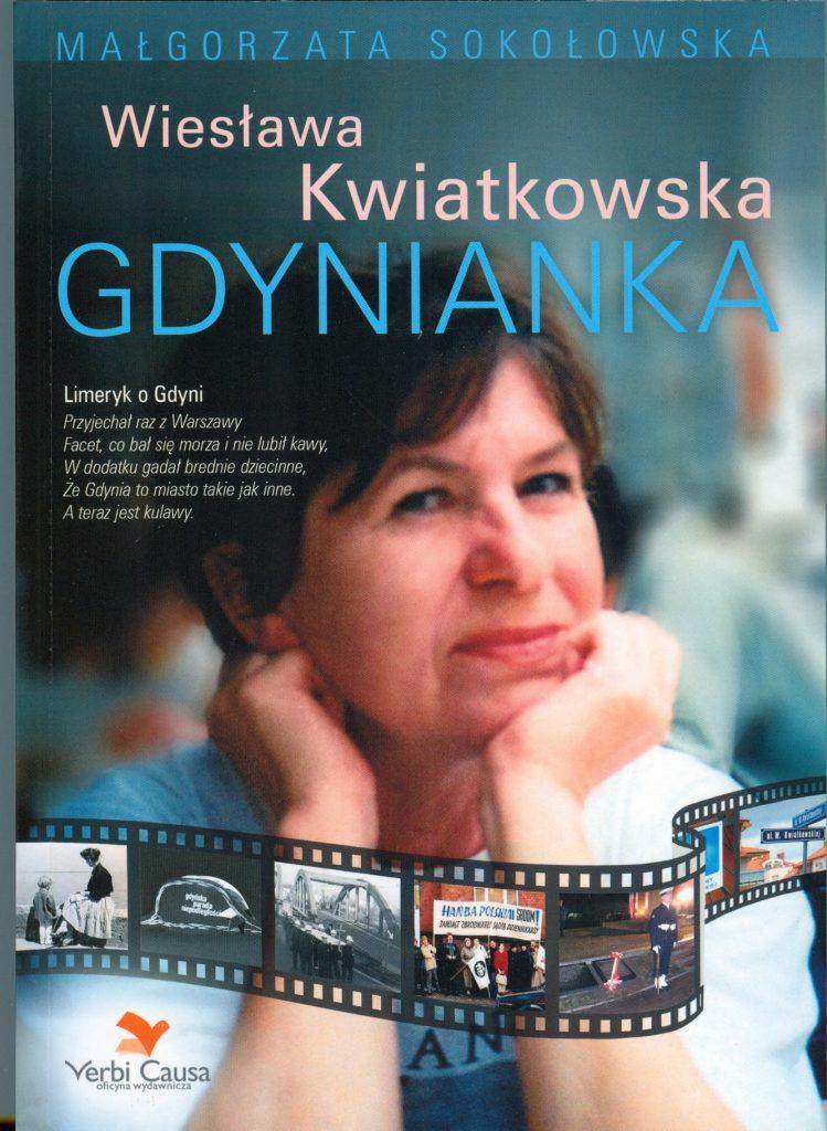 Wiesława Kwiatkowska: gdynianka