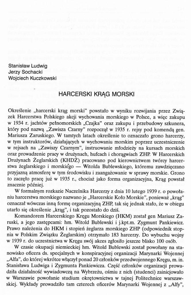 Harcerski Krąg Morski