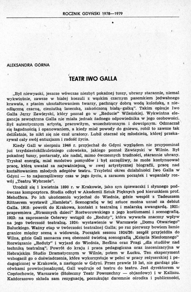 Teatr Iwo Galla