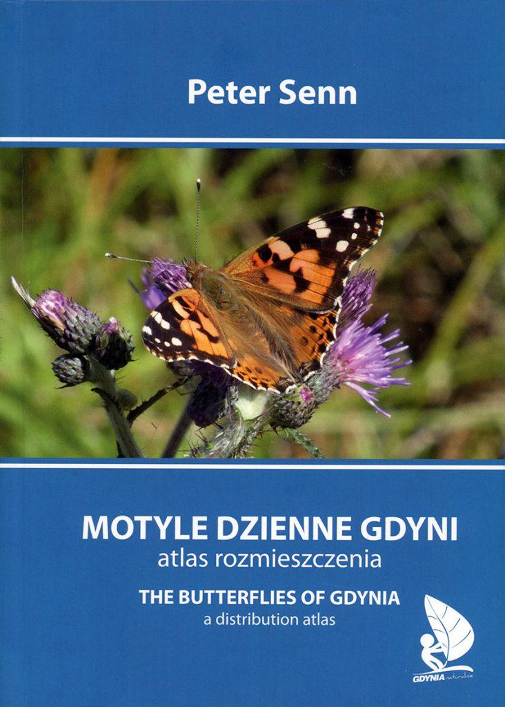 Motyle dzienne Gdyni: atlas rozmieszczenia