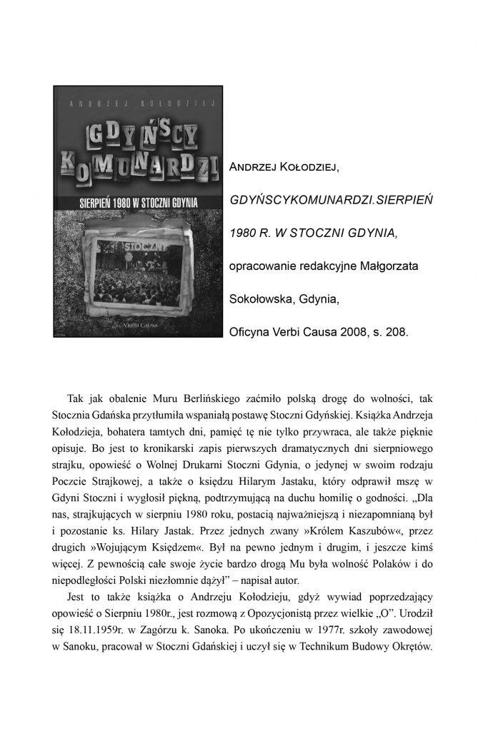 Gdyńscy komunardzi