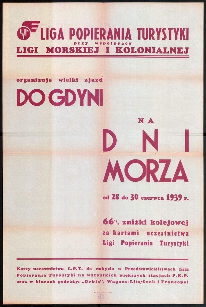 Do Gdyni na Dni Morza