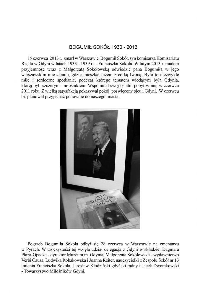 Bogumił Sokół 1930-2013