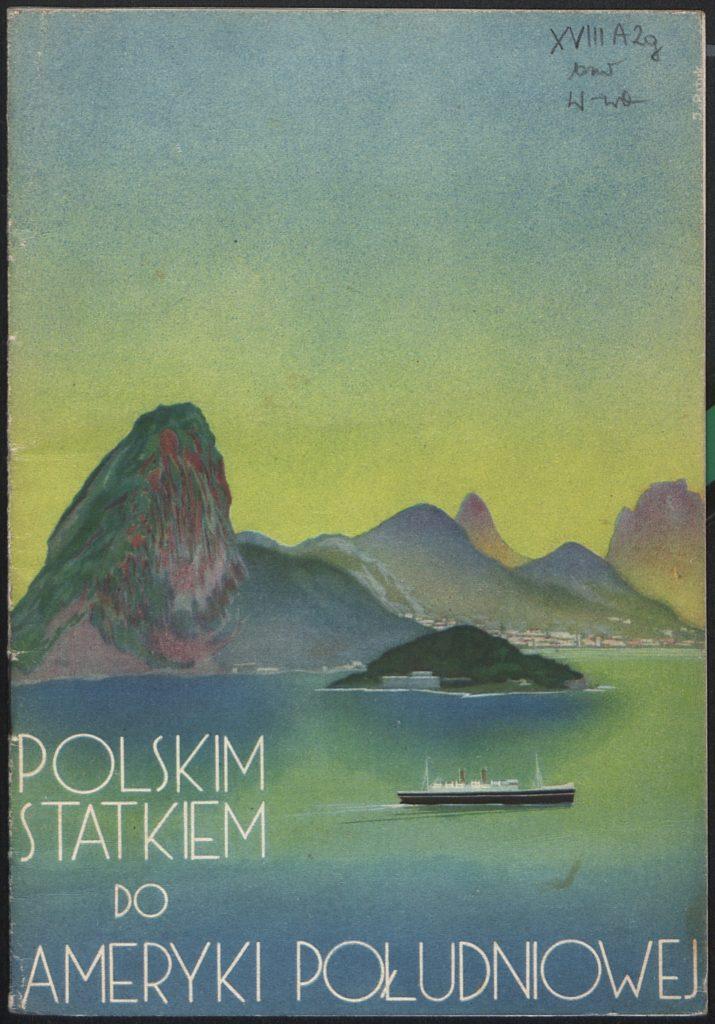 Polskim statkiem do Ameryki Południowej