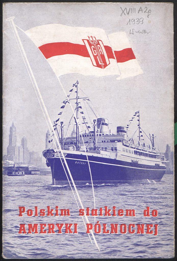 Polskim statkiem do Ameryki Północnej