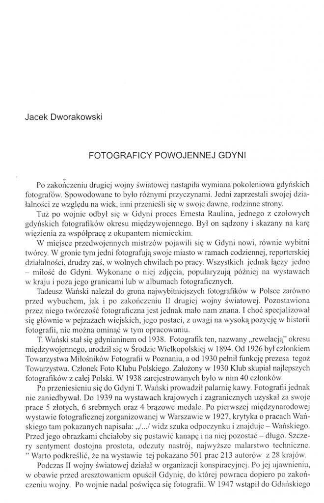 Fotograficy powojennej Gdyni