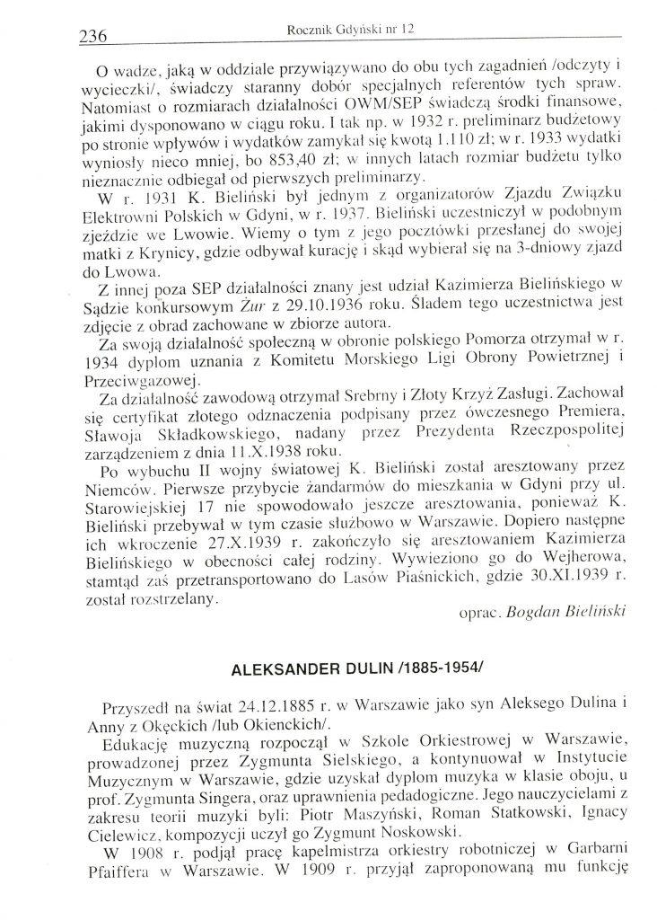 Aleksander Dulin (1885-1954)