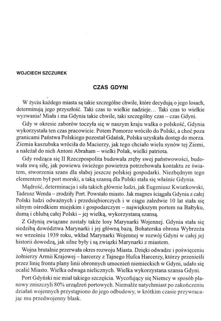 Czas Gdyni
