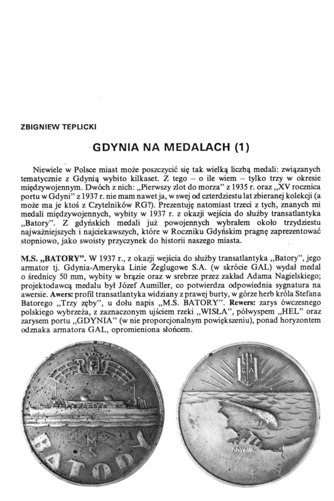 Gdynia na medalach (1)