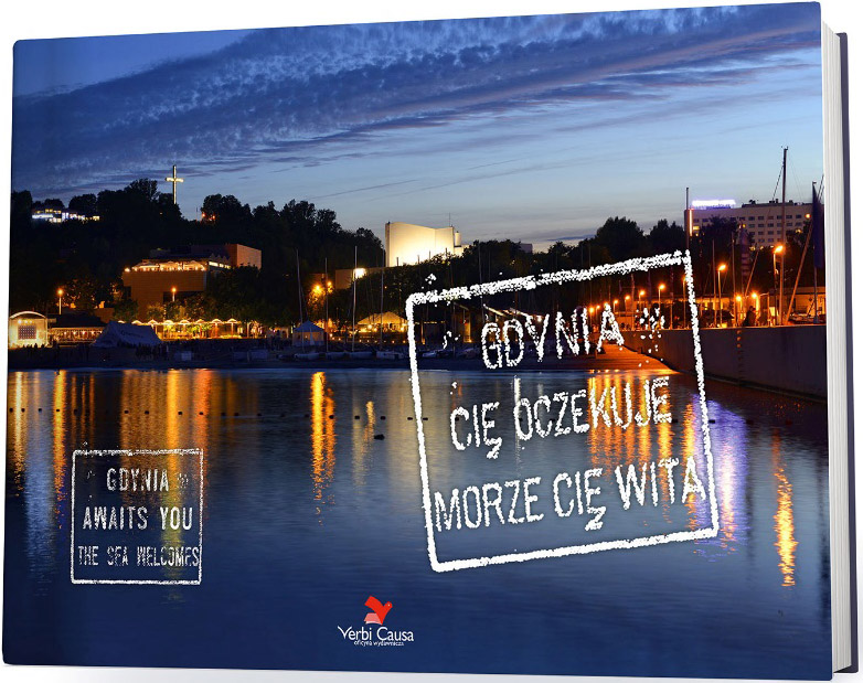 """Album """"Gdynia Cię oczekuje, morze Cię wita"""""""