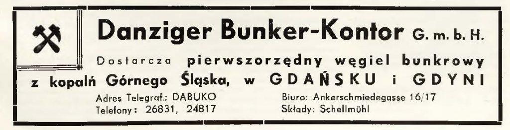 Danziger Bunker-Kontor
