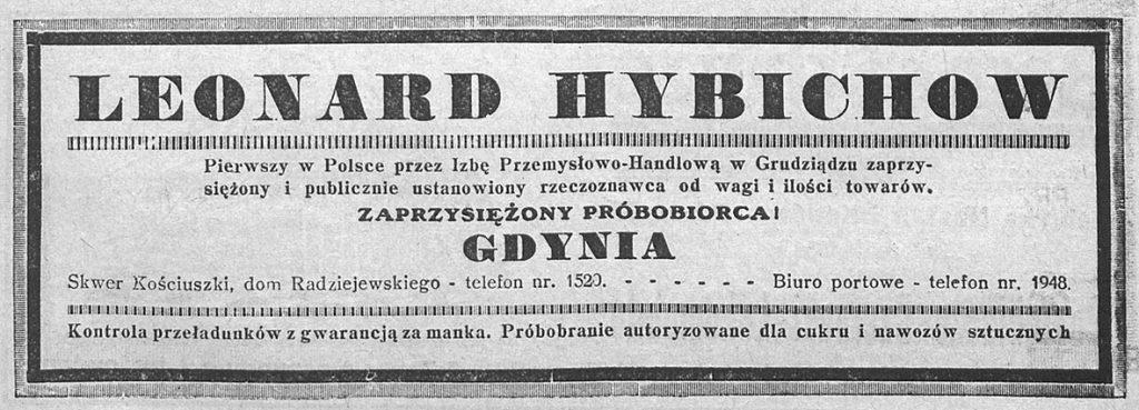 Leonard Hybichow