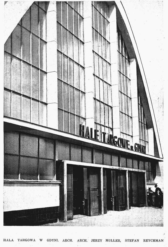 Hala targowa w Gdyni