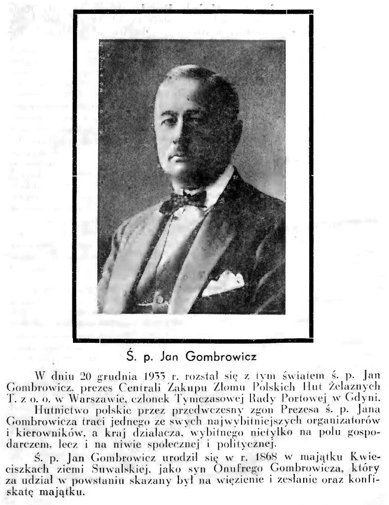 Jan Gombrowicz