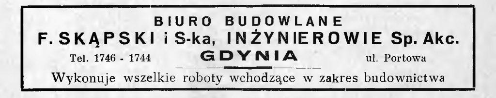 Biuro budowlane F. SKąpski i S-ka