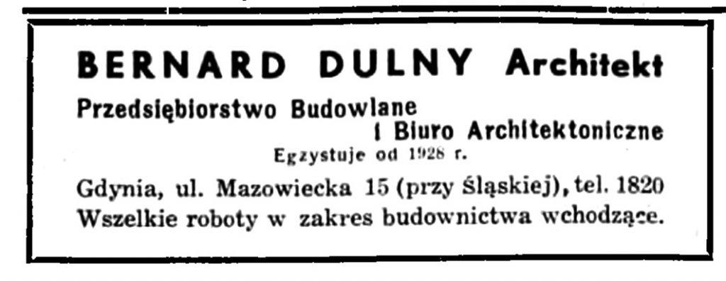 Bernard Dulny ARCHITEKT