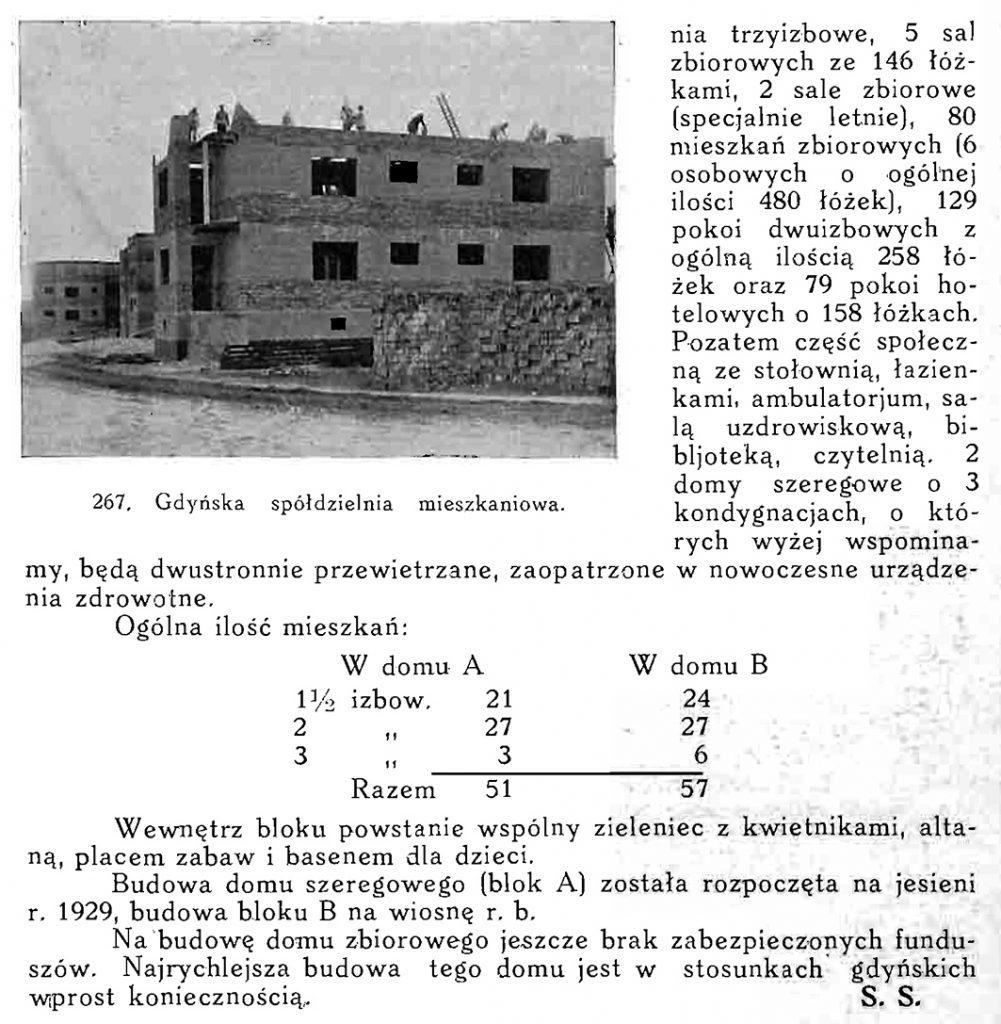 Na marginesie kwestii robotniczej w Gdyni 2