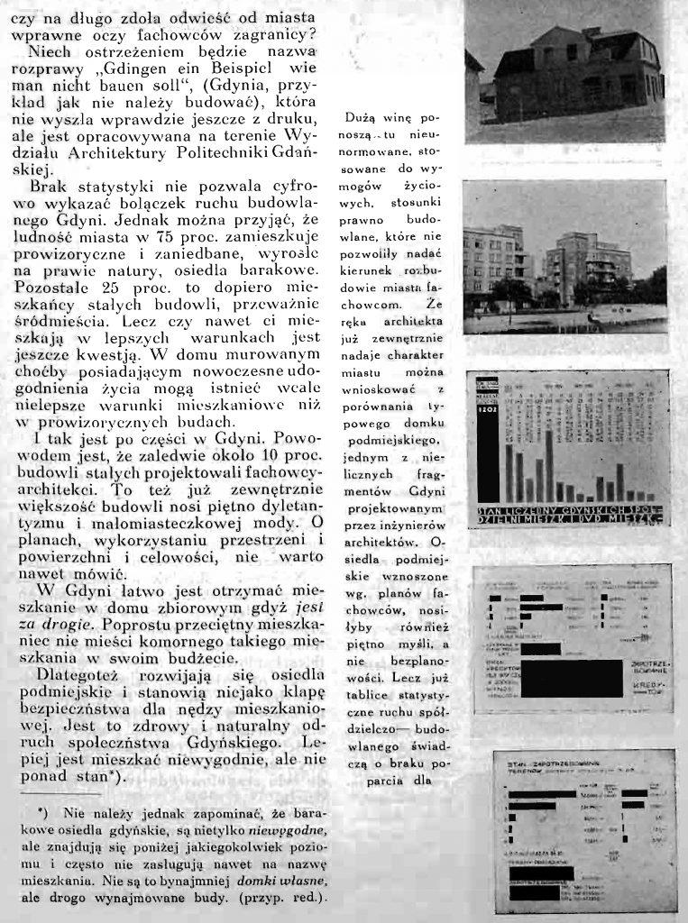 Stan budownictwa mieszkaniowego w Gdyni 2