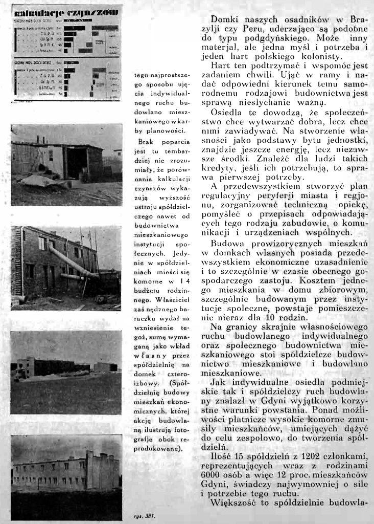 Stan budownictwa mieszkaniowego w Gdyni 3