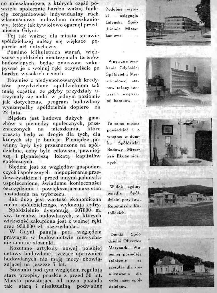 Stan budownictwa mieszkaniowego w Gdyni 4