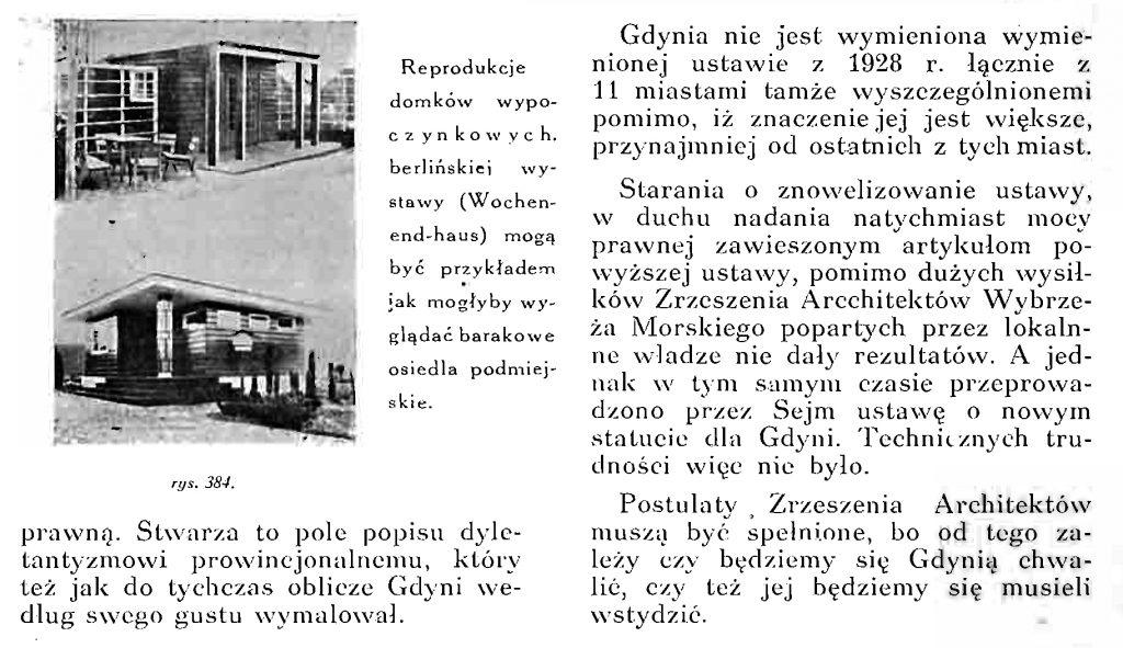 Stan budownictwa mieszkaniowego w Gdyni 5