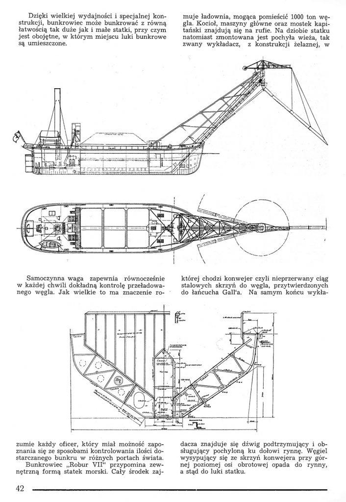 Statek bunkrowy Robur VII