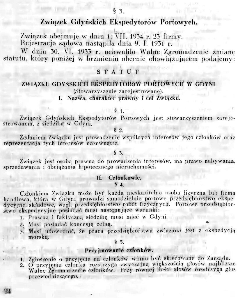 Związek Gdyńskich Ekspedytorów Portowych