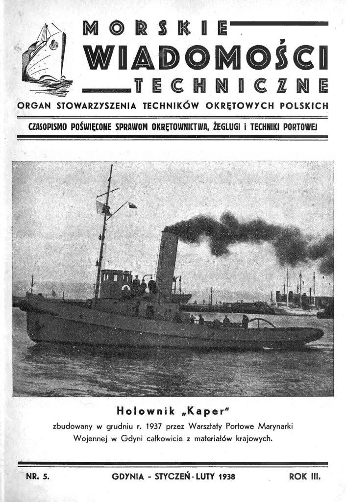 Morskie Wiadomości Techniczne