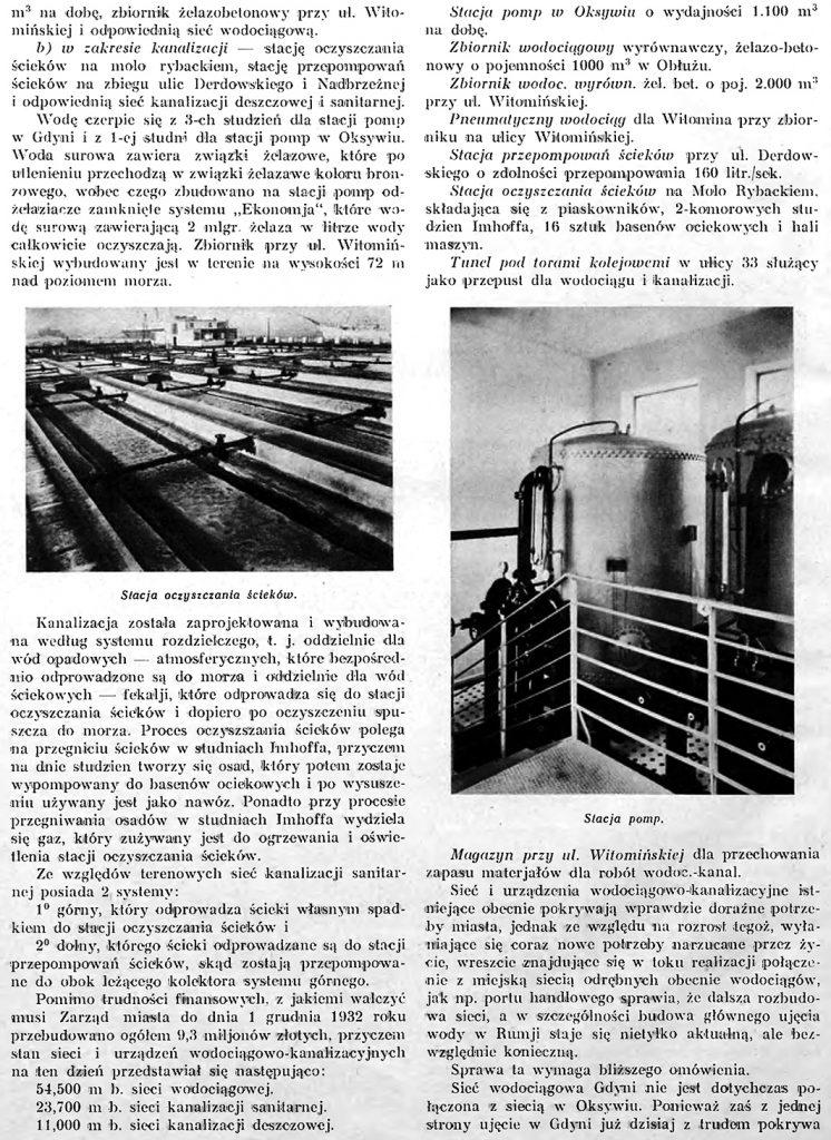 Wodociągi i kanalizacja miasta