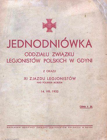 Jednodniówka Oddziału Związku Legjonistów Polskich_Strona_01_Obraz_0001
