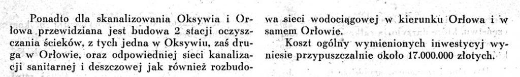 Wodociągi i kanalizacja miasta Gdyni 2