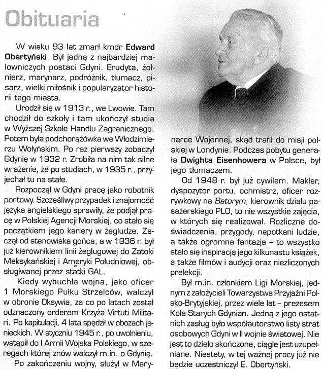 Edward Obertyński