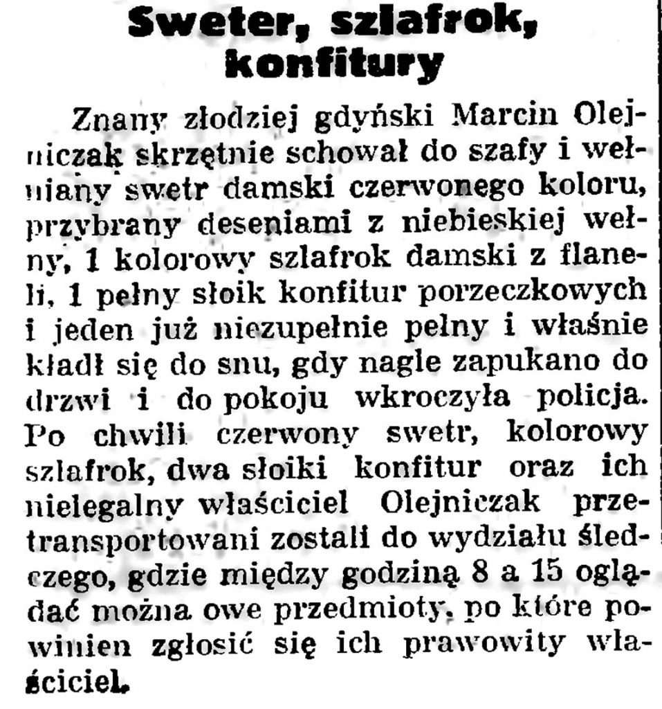 """Rodzina, szproty i trzy karty. Smętne dzieje """"zakupów"""" p. Kunca w Gdyni"""