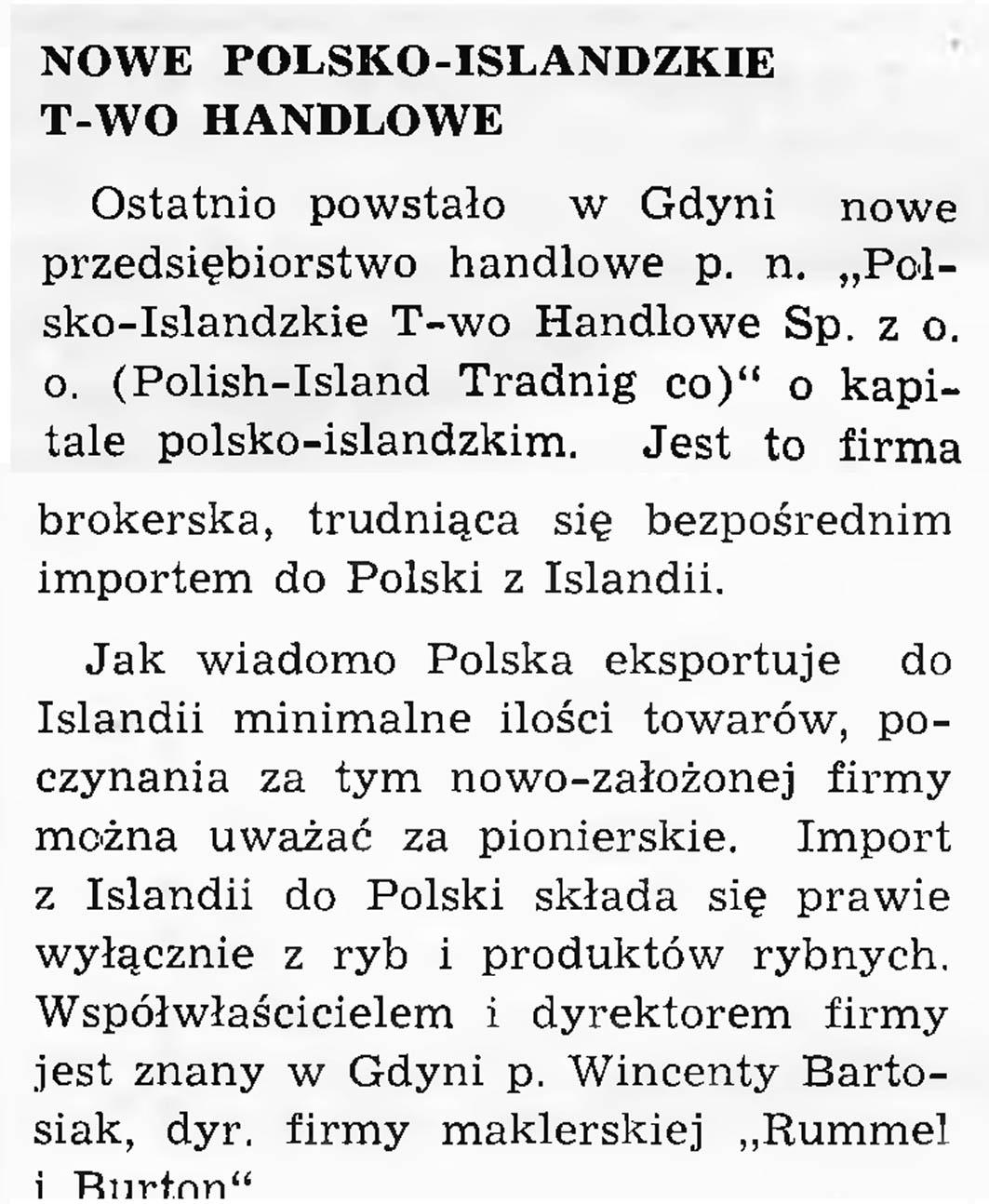 Nowe polsko-islandzkie towarzystwo Naukowe