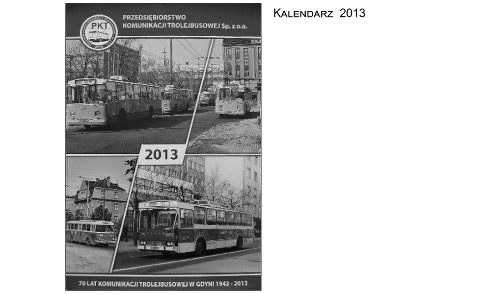 Kalendarz PKT 2013