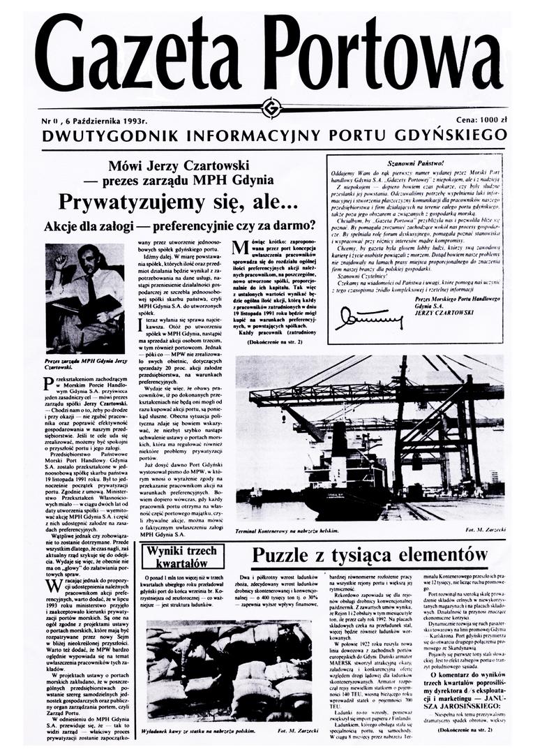 Gazeta Portowa