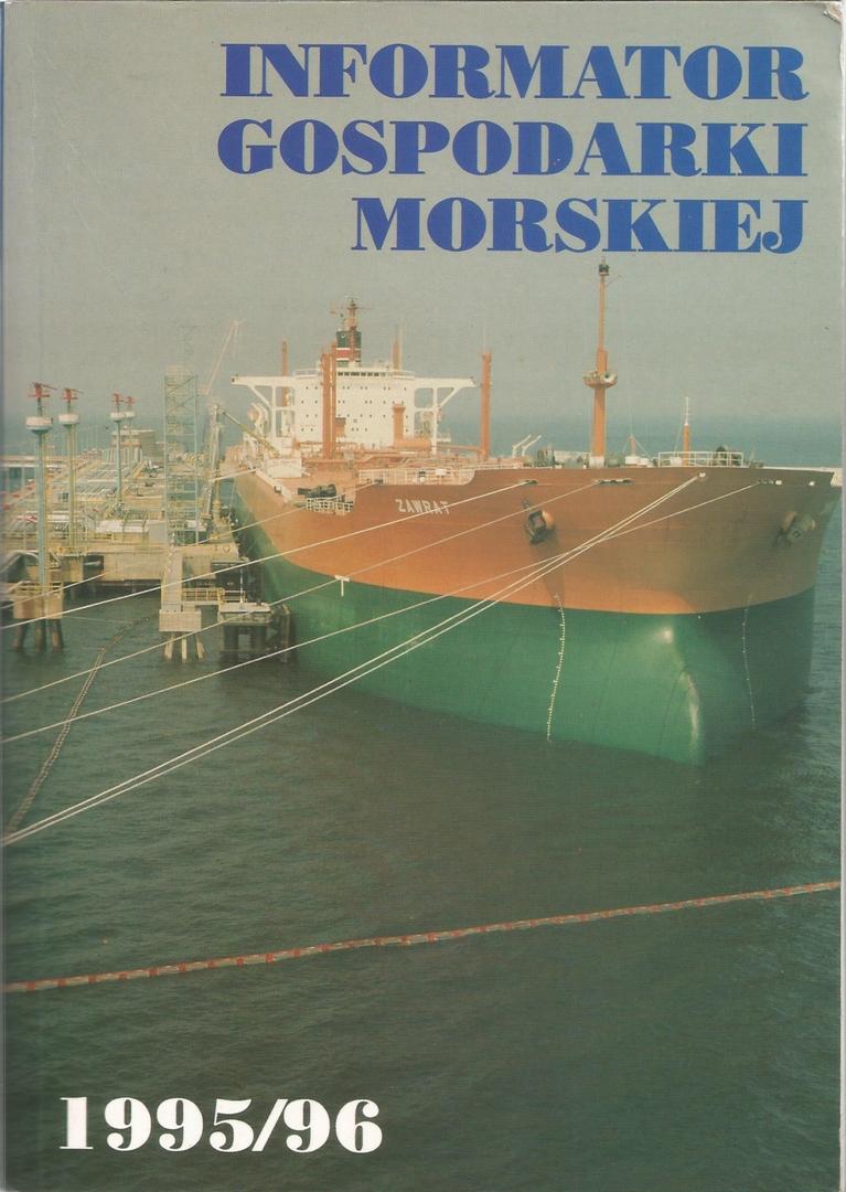 Informator Gospodarki Morskiej 1995-96