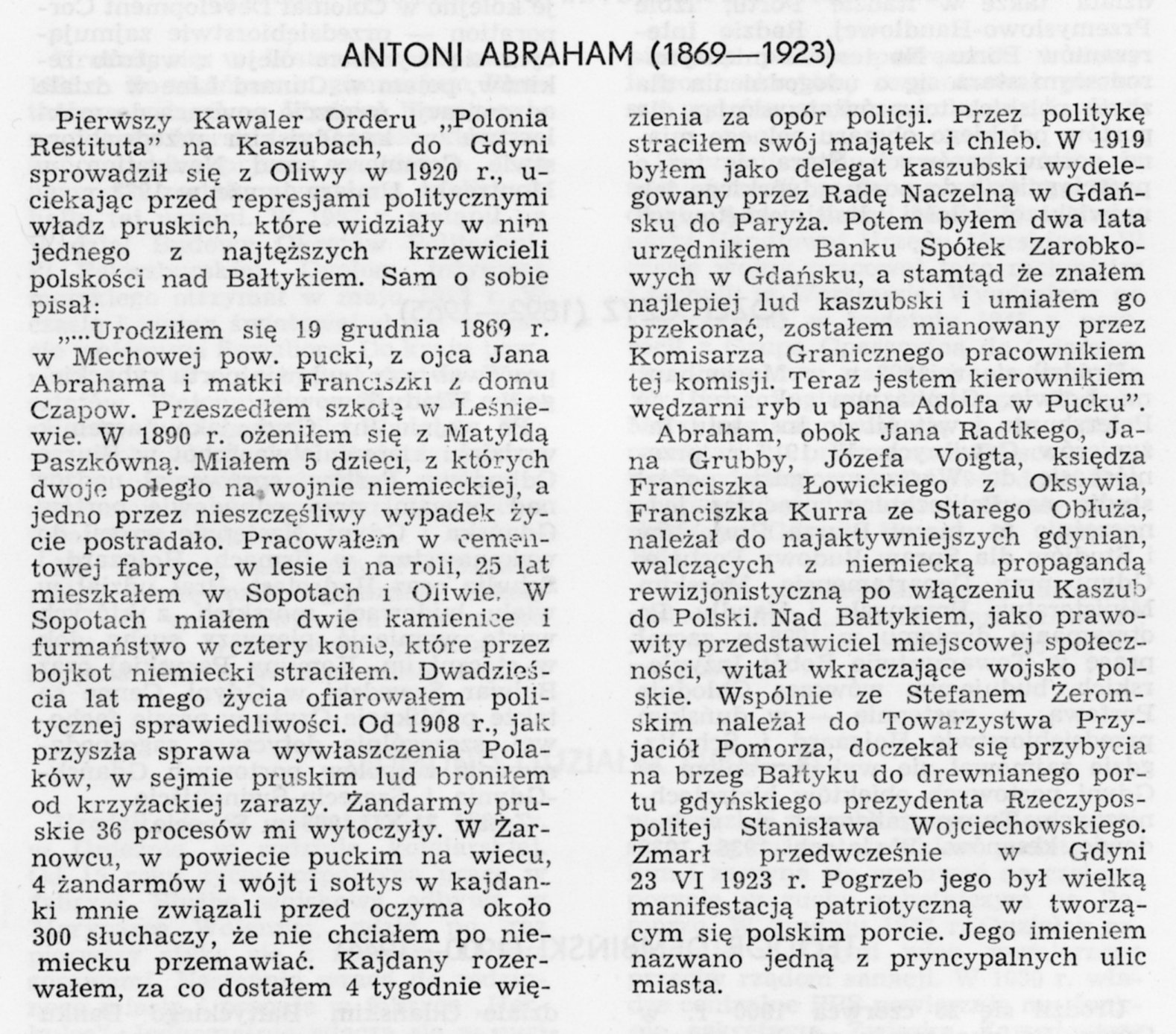 Antoni Abraham