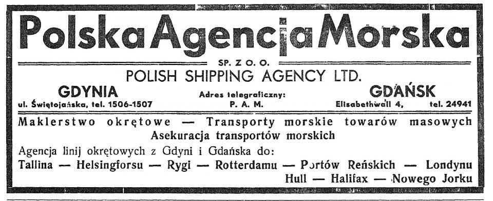 Reklamy Gdyńskie