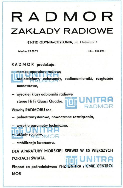 RADMOR Zakłady Radiowe