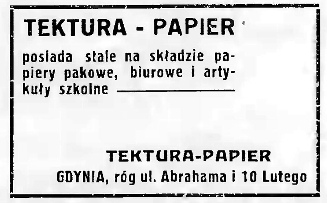 TEKTURA-PAPIER