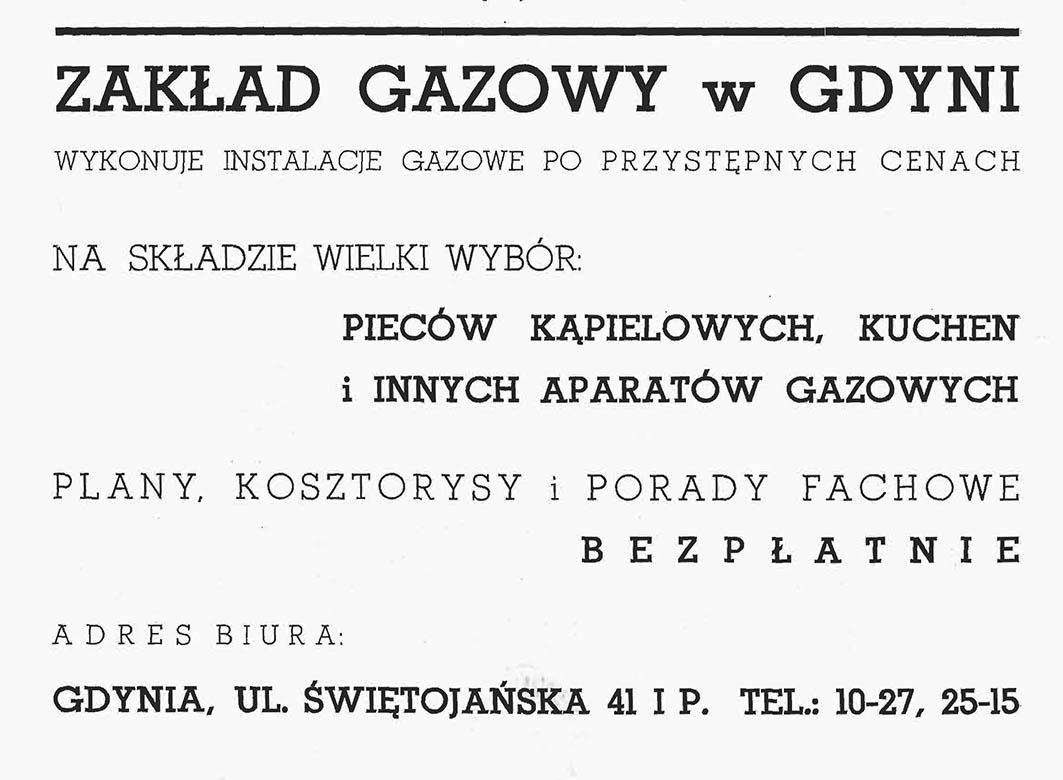 Zakład Gazowy w Gdyni wykonuje instalacje gazowe po przystępnych cenach