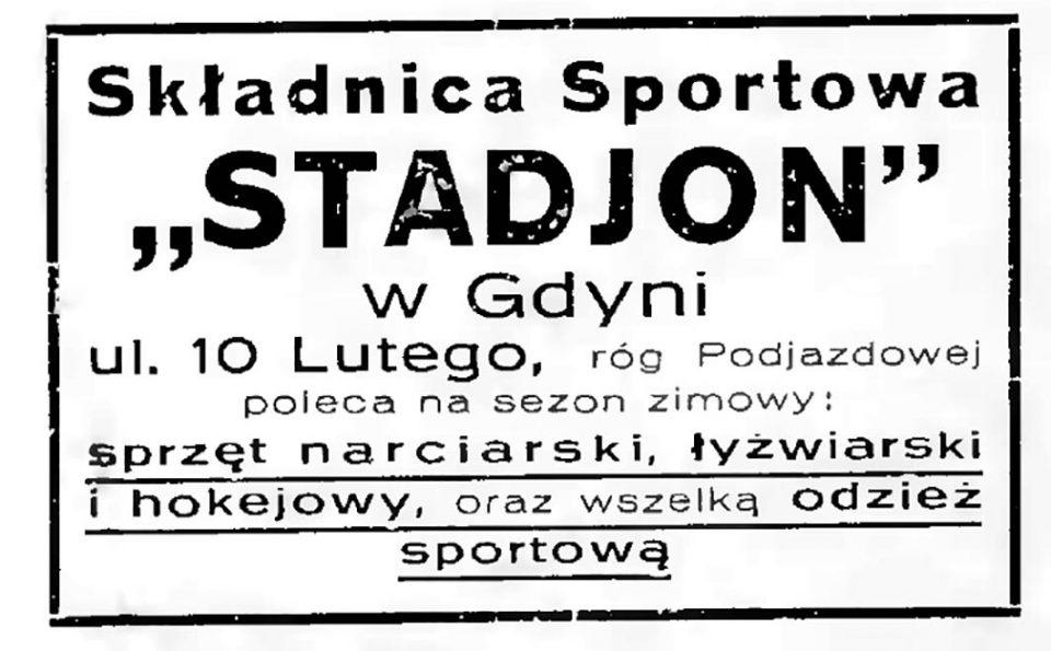 Składnica Sportowa STADJON